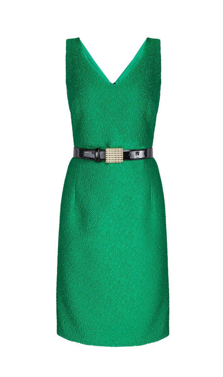 Emeral green dress | Carlisle Collection | Per Se | Collections | Lookbook | Carlisle | Holiday 2013 | 29