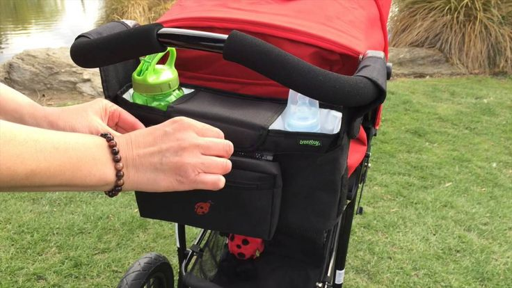 Curious about the SmartPack Stroller Bag? So were the ducks.....