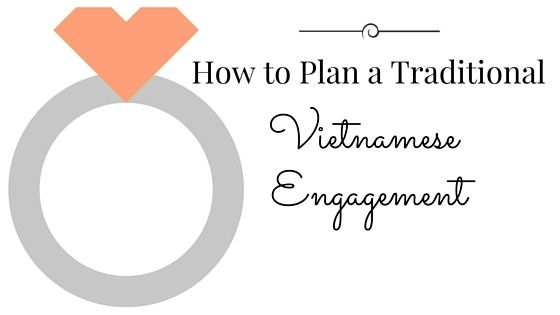 How to Plan a Traditional Vietnamese Engagement with Free printable PDF's to help guide Vietnamese brides in planning a le hoi, an hoi, dam hoi, dinh hon or tea ceremony. #vietbridalblogger