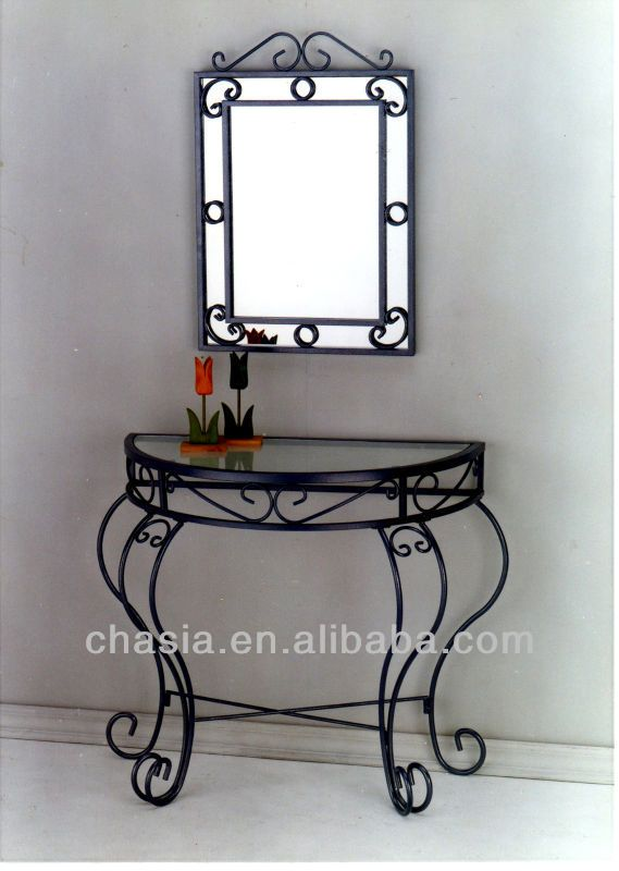 Best 25+ Wrought iron console table ideas on Pinterest ...