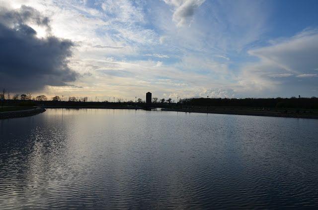 Kroniki Inowrocławskie: Kwietniowy spacer po Nowych Solankach