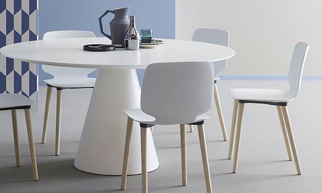 Babila Chairs available at Hugh Jordan! Contact us today or visit our website www.hughjordan.com for more details . #Babila #Furniture #NewIn #Sleek #Modern #HughJordan #l4l