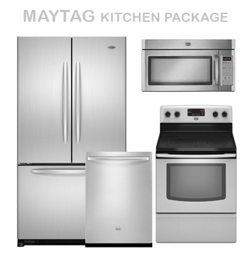 Stainless Steel Appliance Package Kitchen Pinterest