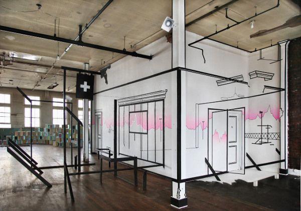 Damien Gilley Installations
