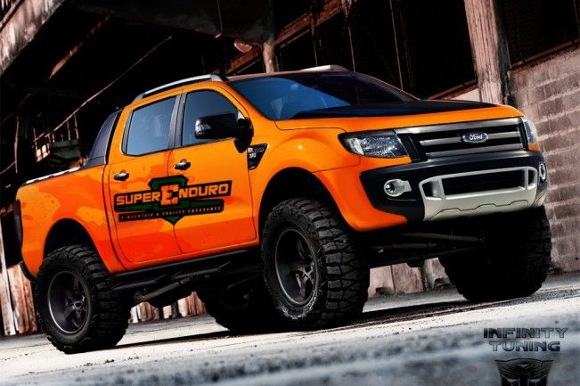2015 Ford Ranger Concept