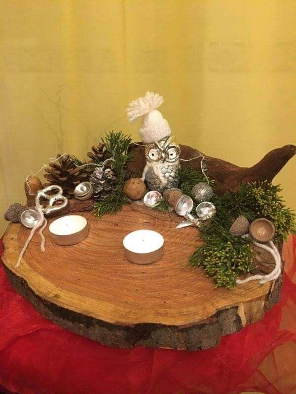 Winter decorations By Roxy Leila