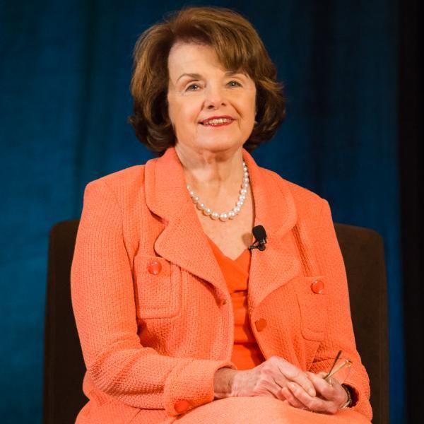 diane feinstein   Senator Dianne Feinstein: Guns, Drones and Energy   Climate One
