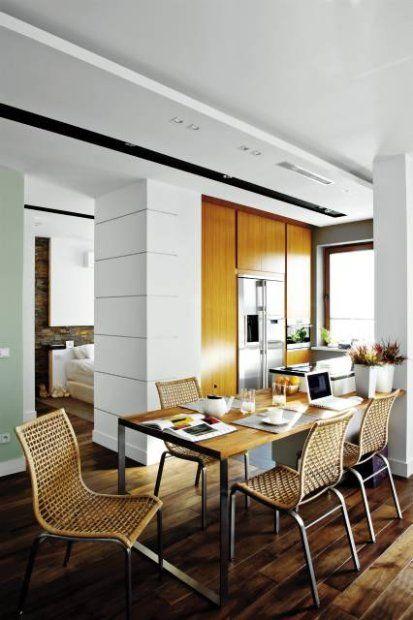 Zdjęcie numer 1 w galerii - Salon i aneks kuchenny w tym samym stylu