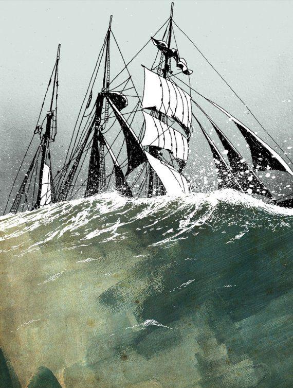 """Ay, th' sea calls to me...""   (Capt. John Phillips - Midnight Omen Deja vu)"