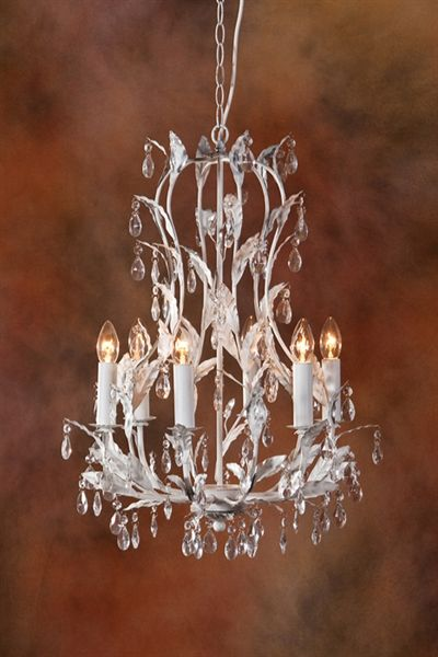 Chic Crystal Pendant 6 LT (DO757/P6) MDA Lighting – Bright Lighting