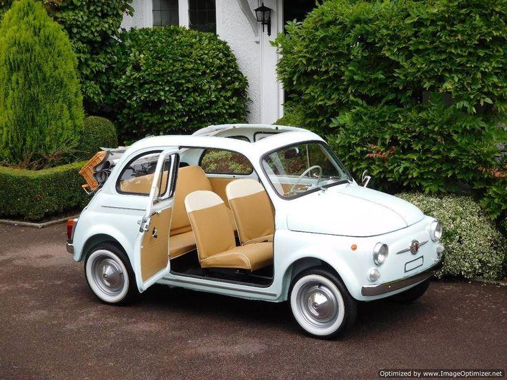 '63 Fiat 500D