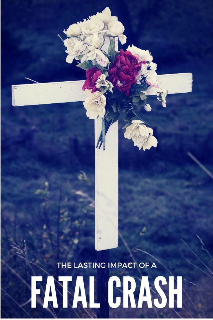 The lasting impact of a fatal crash http://bit.ly/FatalCrashImpact