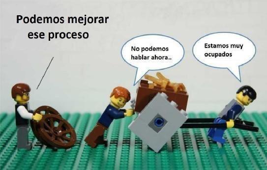 La mayoría de los problemas se solucionarían escuchando a la persona adecuada... #trabajo #empresa
