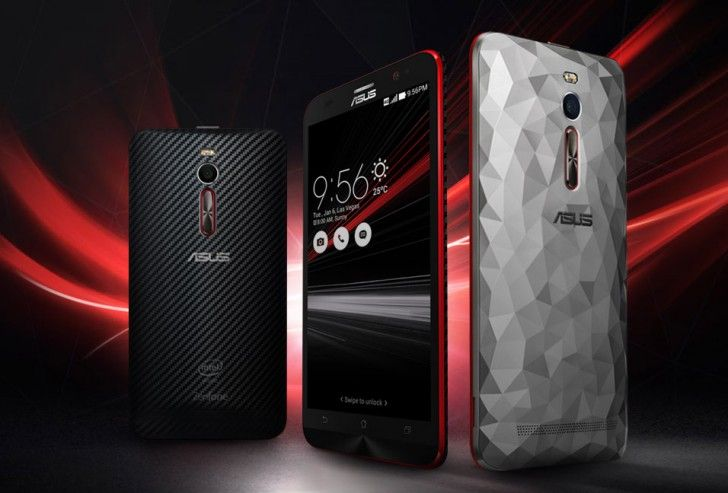 Asus Zenfone 2 Deluxe Special Edition with Intel Z3590 chip goes official - http://www.dailytechs.com/asus-zenfone-2-deluxe-special-edition-with-intel-z3590-chip-goes-official/