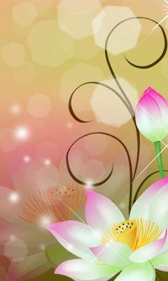 Papel de parede de flor