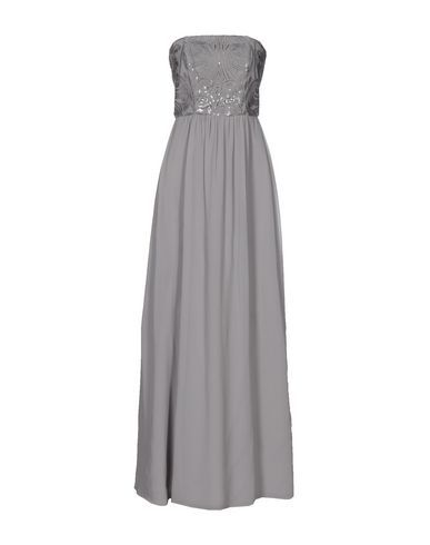 YOUNG COUTURE by BARBARA SCHWARZER Women's Long dress Grey 4 US