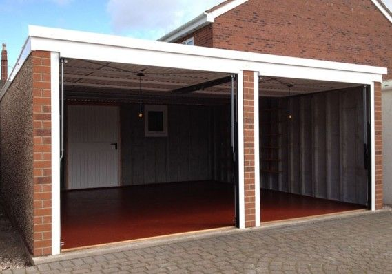 Best Double Garages Flat Roof Yahoo Image Search Results 400 x 300