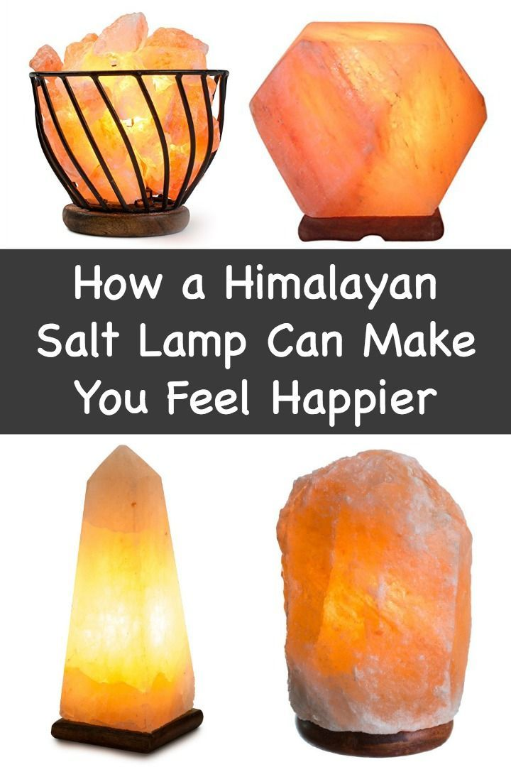 How a himalayan salt lamp can make you feel happier http thepowerofhappy