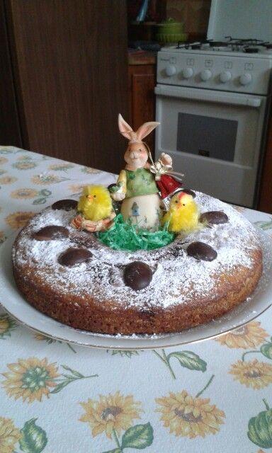 Torta di Pasqua  di Doris
