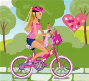 Barbie bisiklet kullanma oyunu oynamak için tıklayın. http://www.pikoyun.com/barbie-oyunlari/barbie-bisiklet-kullanma.html