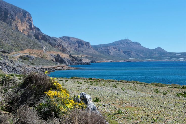 The unknown beauty of Southeast Crete!