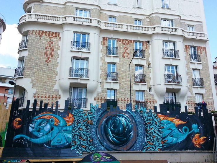 Best Street Art Images On Pinterest Urban Art Drawings And - Spanish street artist transforms building facades into amazing artworks