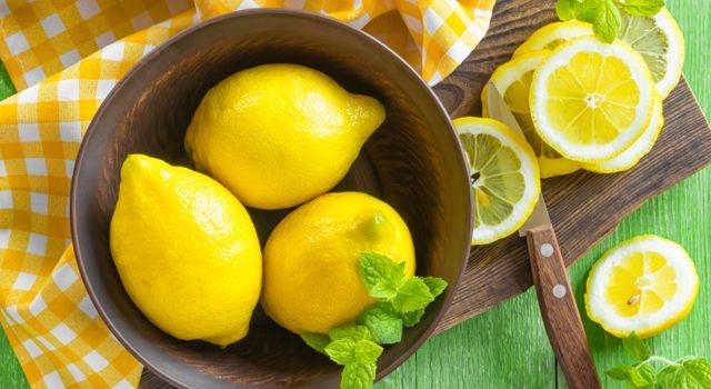 Le citron : un remède naturel contre les angines et les maux de gorge