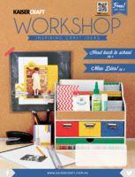Workshop Magazines - Kaisercraft