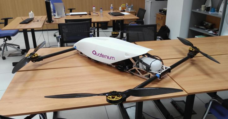 Successful Flight Test Of Hybrid Gas Electric Vtol Uav