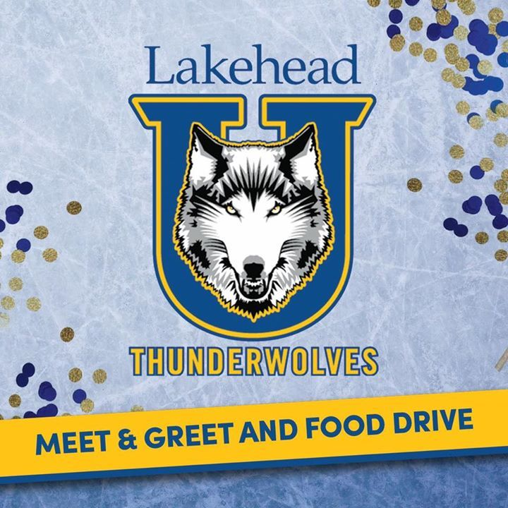 This Saturday from 2-4pm come out and meet the Thunderwolves Hockey Team at ISC. Bring a non-perishable food item that will be distributed between The Shelter House and the Food Bank and receive a coupon for a free appetizer from Moxie's Grill & Bar - Thunder Bay Intercity Shopping Centre #Phones #Computers#Electronics #Fashion #Beauty #Health