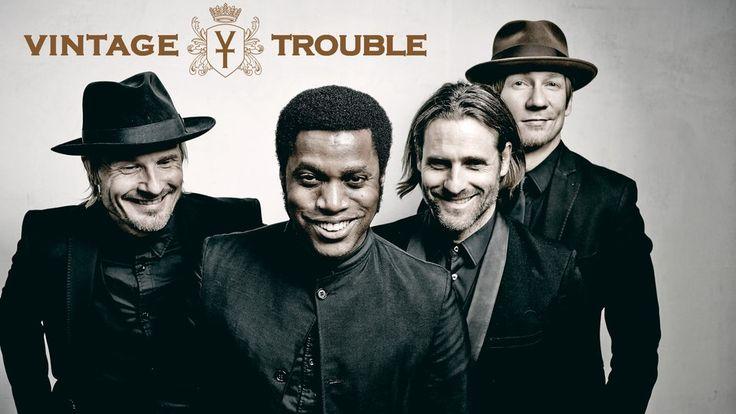 Bildrechte: Vintage Trouble