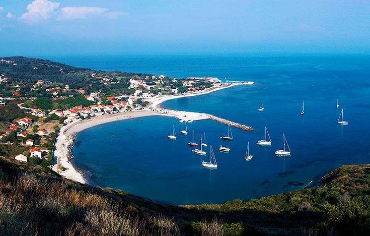 Port 2 | Othonoi Island | Othonoi Port