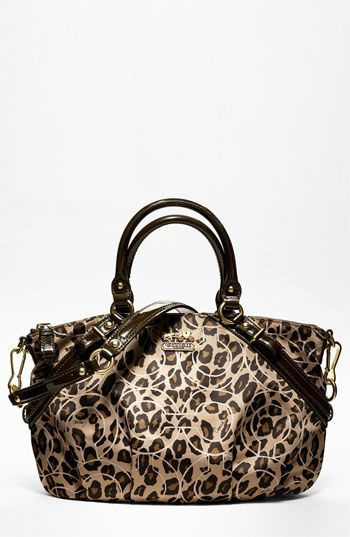 coach AND leopard print. #obsessed
