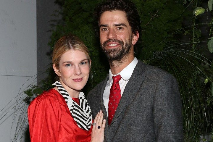 'Much Ado' stars Lily Rabe and Hamish Linklater are a couple