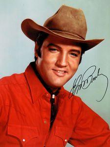 Elvis Presley's autoghaph | Elvis Presley Signed Autograph Photo Print Music Poster PP Jailhouse ...