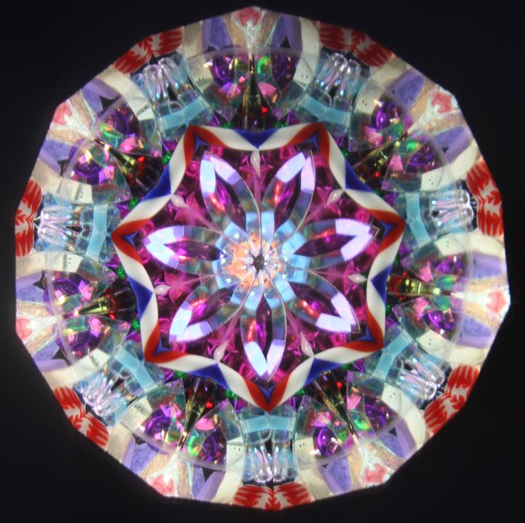 Kaleidoscope - loved the kaleidoscope I had when I was a little girl.