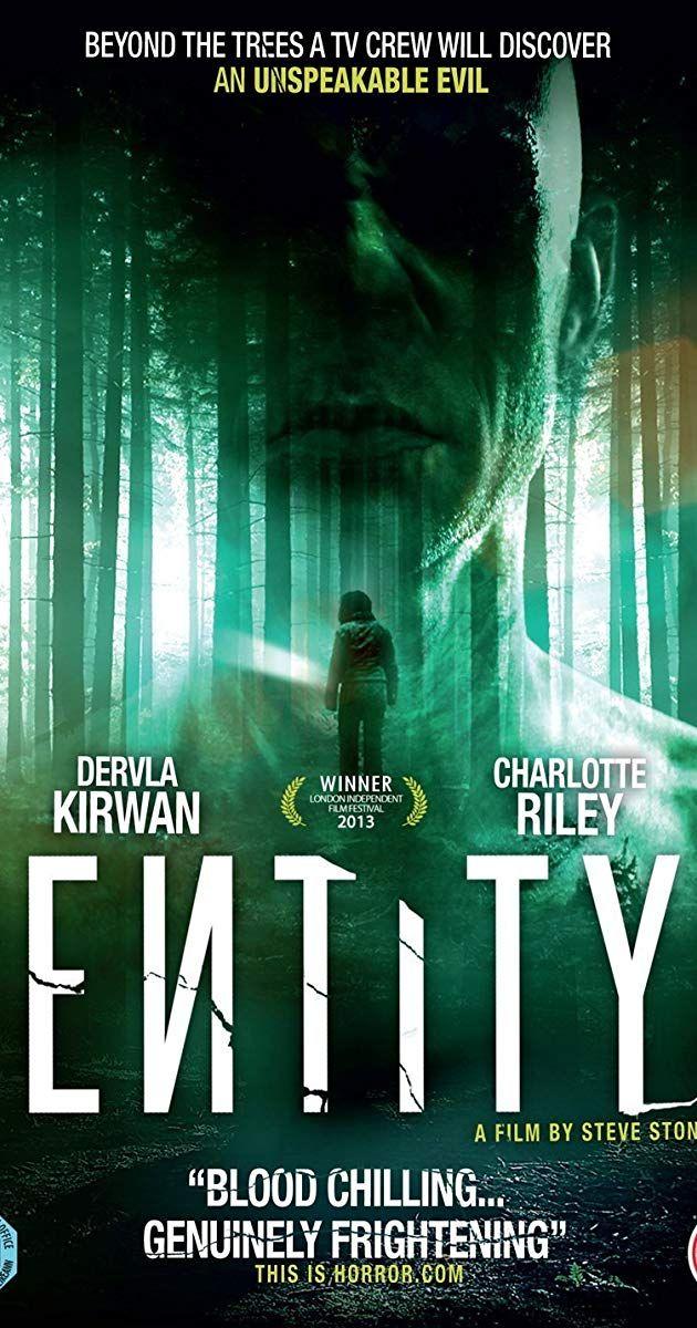 Entity (2012) - IMDb | horror | Horror movie posters, Horror films