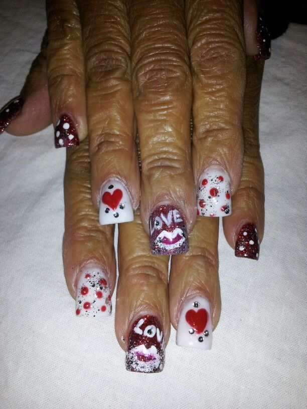 135 best Nails images on Pinterest | Hand painted, Stamping and Stamps