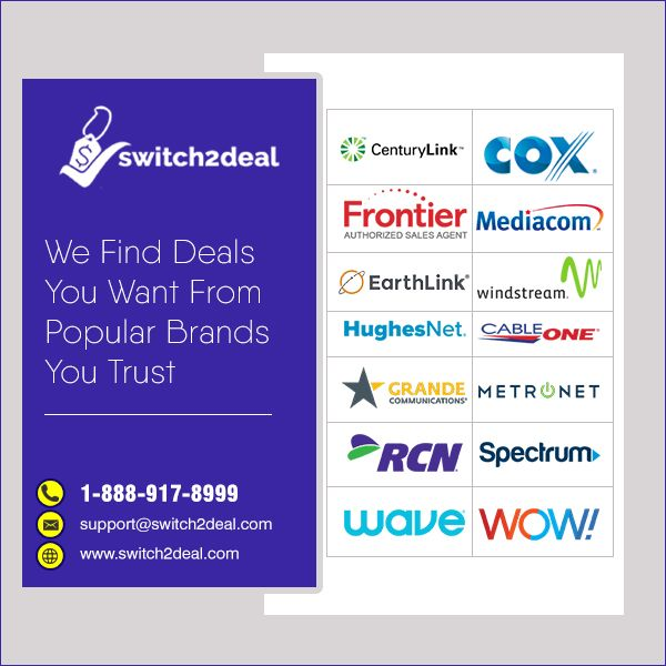 Internet And Cable Tv Providers Usa Tv Providers Cable Tv Internet Providers