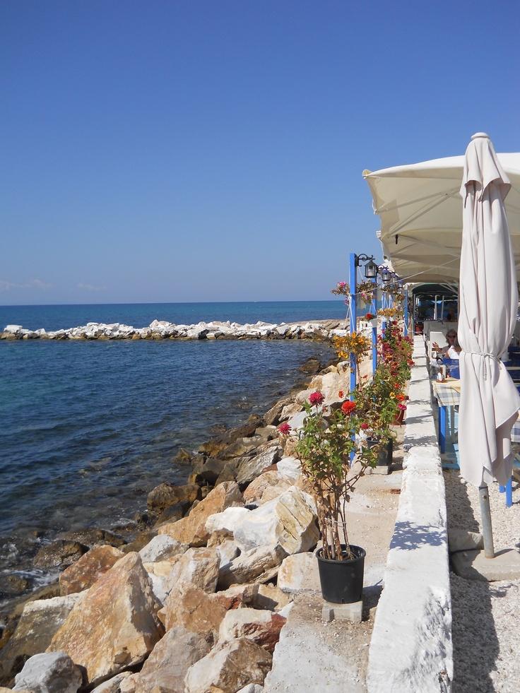 Limenaria, Thassos, Greece