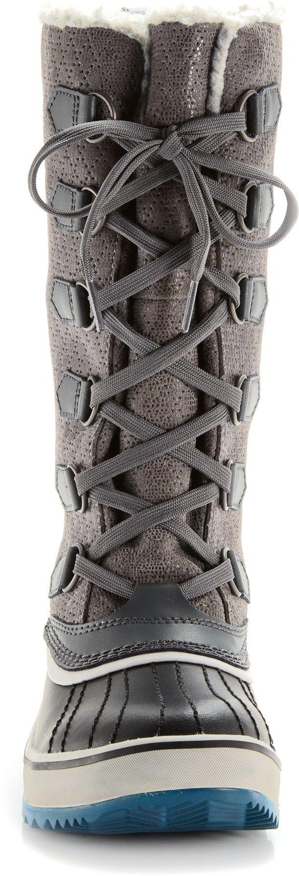 Sorel Tivoli High Snow Boots - Women's size 9.5, shale/oyster $140.00