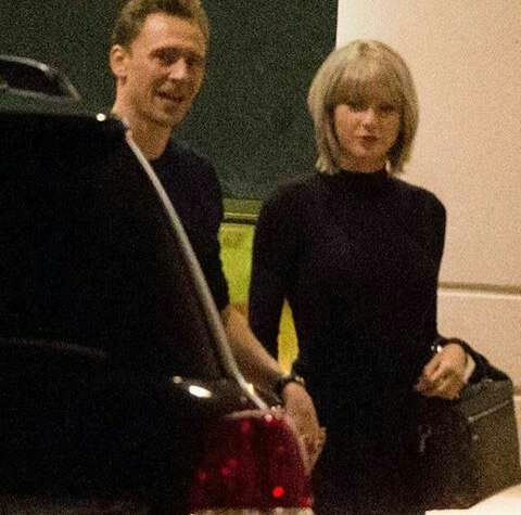 June 22, 2016: Taylor and Tom at Ruth Chris's steakhouse in Nashville!