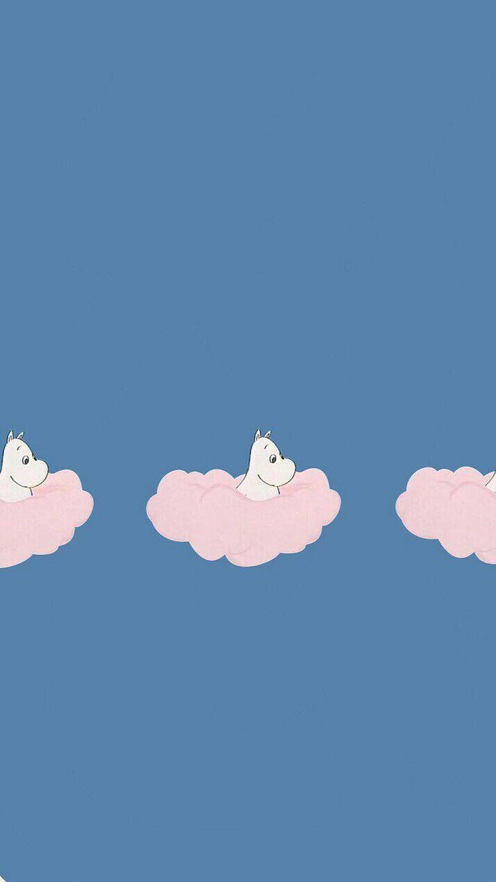Pin By Whitney Pei Jun On Iphone Wallpaper Moomin Wallpaper