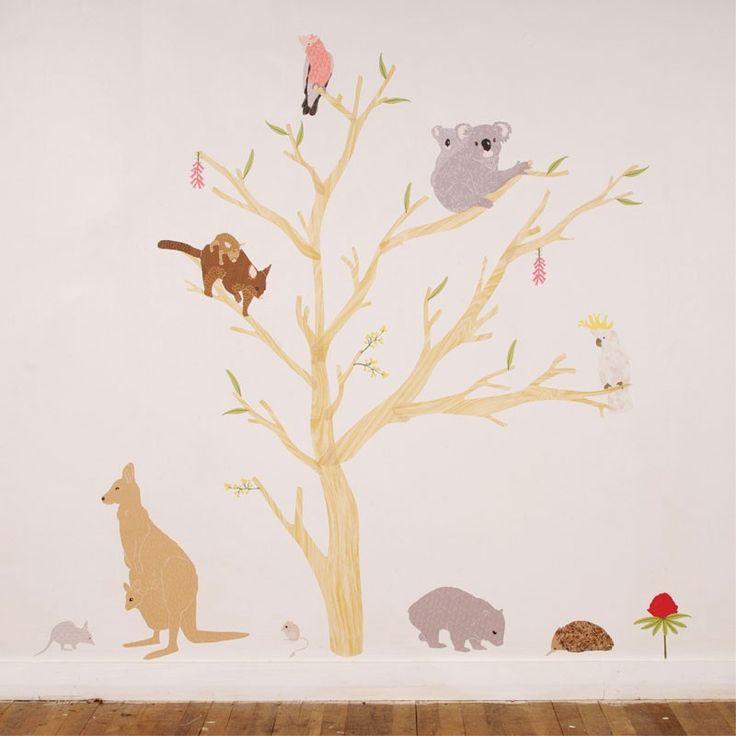 love mae australian animal decals - UrbanBaby
