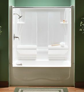 17 Best Images About 2 In 1 Shower Tub Combo On Pinterest