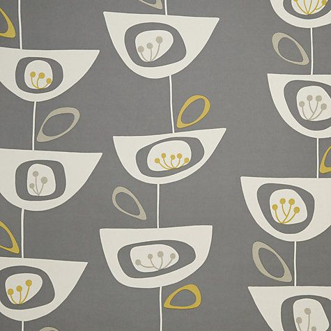 Buy John Lewis Seedheads Wallpaper Online at johnlewis.com