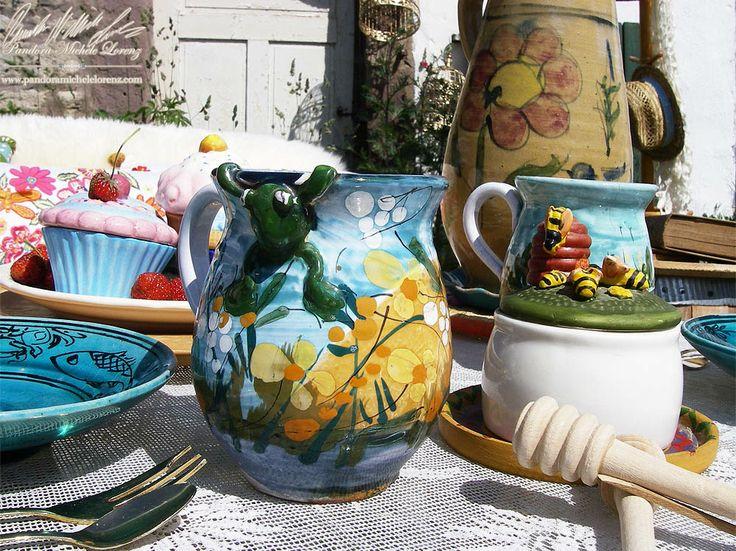 Outdoor Garten Indoor Deko Vintage Country Style