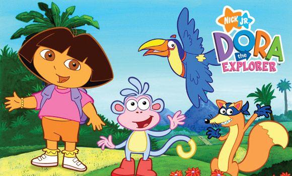 Ritorna Dora L'Esploratrice, come testimonial dei viaggi formato #famiglia. Contattateci per  itinerari family-friendly e suggerimenti sulle attrazioni da scoprire con i più piccoli a NYC sulle tracce di Dora. #Dora #Doral'esploratrice