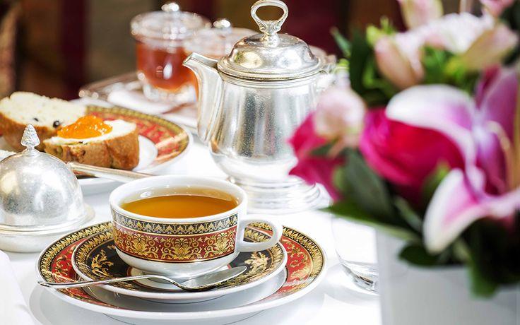 Tea Ritual at the Hotel Grande Bretagne - Greece Is