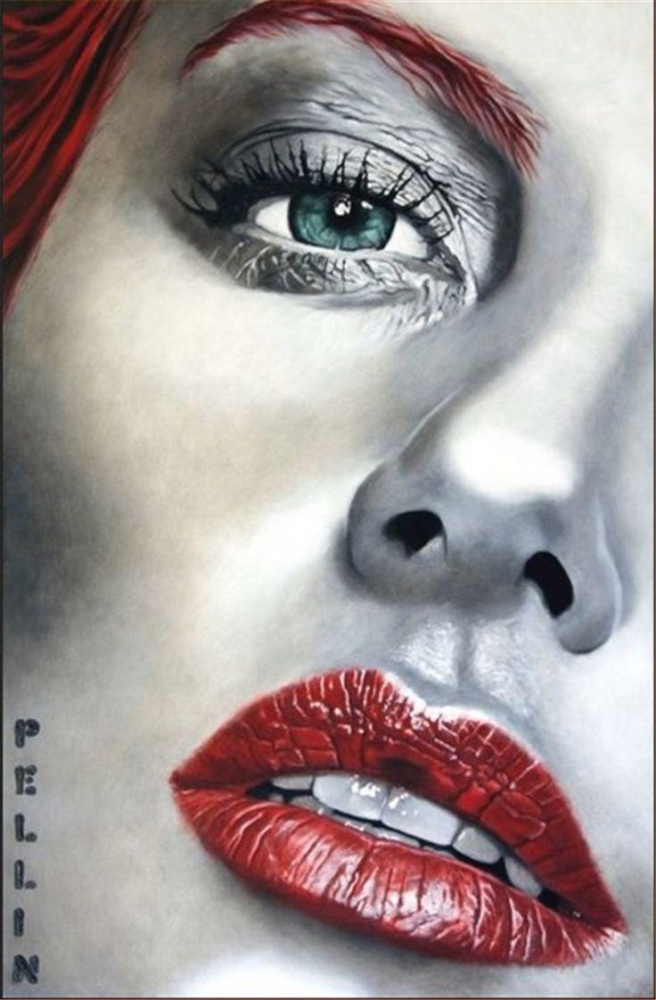 Cinzia Pellin painter